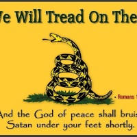 I Tread On Serpents